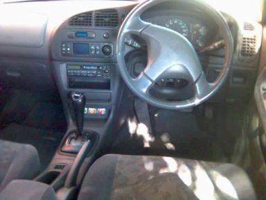 Mitsubishi Mirage, 1998