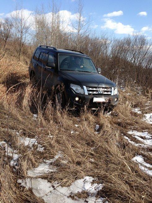 фото джипа в грязи