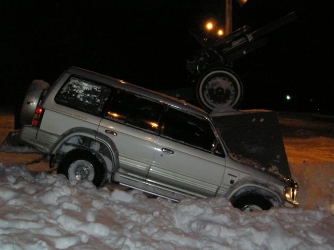 митсубиси паджеро дизель холодный запуск