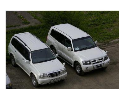 Mitsubishi Pajero 2004 отзыв автора | Дата публикации 11.11.2007.