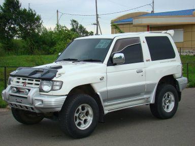 Mitsubishi Pajero, 1997