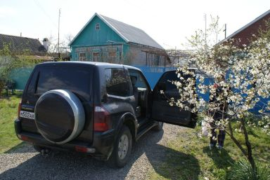 Mitsubishi Pajero 2004 отзыв автора | Дата публикации 05.02.2010.
