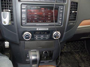 Mitsubishi Pajero, 2008