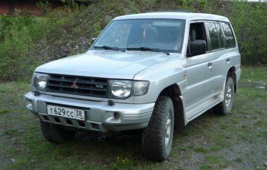 Mitsubishi Pajero 1999 отзыв автора | Дата публикации 21.05.2010.