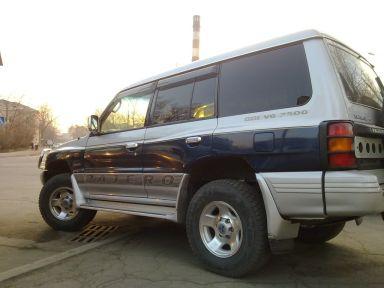 Mitsubishi Pajero 1999 отзыв автора | Дата публикации 26.04.2011.