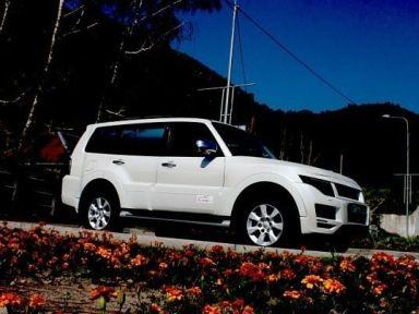Mitsubishi Pajero 2010 отзыв автора | Дата публикации 20.09.2011.