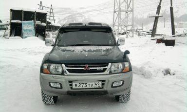 Mitsubishi Pajero 1999 отзыв автора | Дата публикации 24.09.2011.
