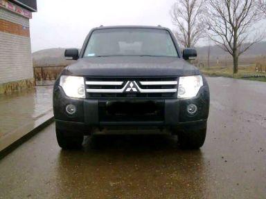 Mitsubishi Pajero, 2007