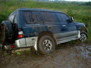 Mitsubishi Pajero, 1999