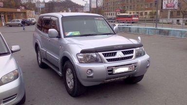 Mitsubishi Pajero 2004 отзыв автора | Дата публикации 19.12.2012.