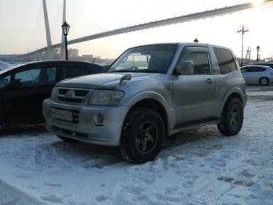 Mitsubishi Pajero 2003 отзыв автора | Дата публикации 18.02.2013.
