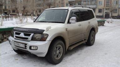 Mitsubishi Pajero 1999 отзыв автора | Дата публикации 05.04.2013.