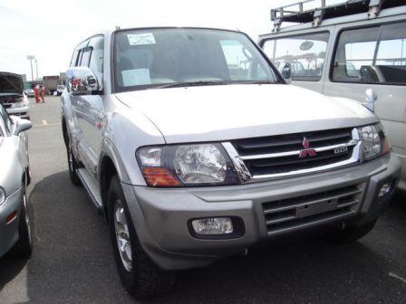 Mitsubishi Pajero 2000 - отзыв владельца