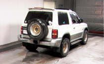 Mitsubishi Pajero 1984 - отзыв владельца