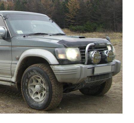 Mitsubishi Pajero 1996 - отзыв владельца