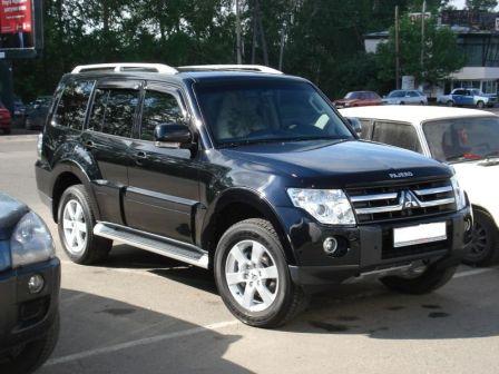 Mitsubishi Pajero 2009 - отзыв владельца
