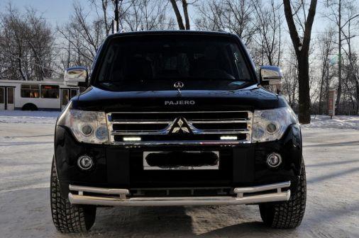 Mitsubishi Pajero 2010 - отзыв владельца