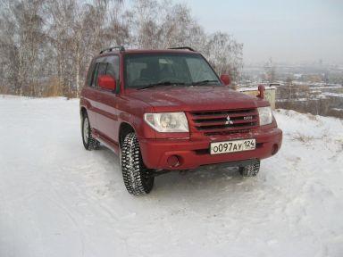 Mitsubishi Pajero iO, 2002