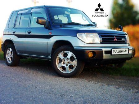 Mitsubishi Pajero iO 1998 - отзыв владельца