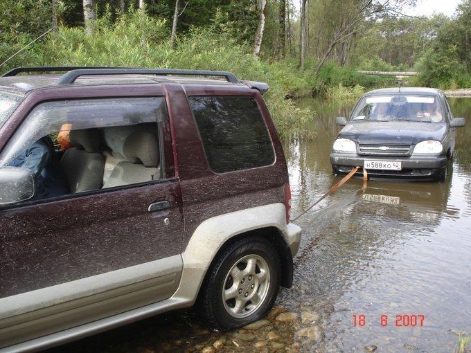 митсубиси паджеро джуниор1995 г правый руль
