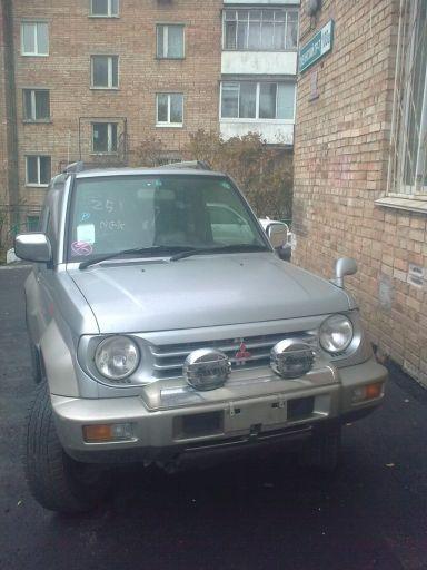 Mitsubishi Pajero Junior, 0