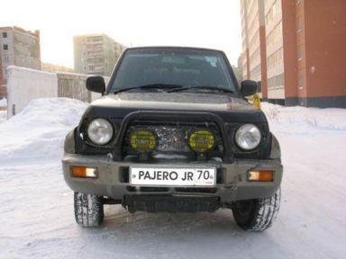Mitsubishi Pajero Junior, 1995
