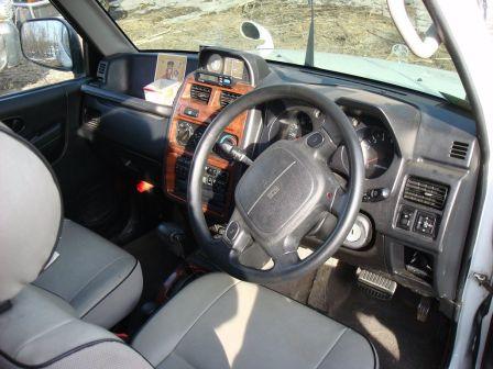 Mitsubishi Pajero Junior 1997 - отзыв владельца