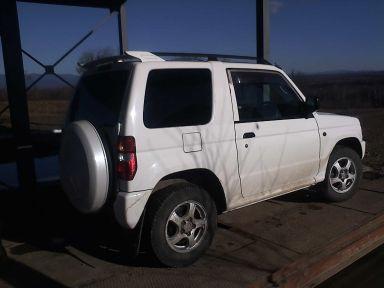 Mitsubishi Pajero Mini, 2001