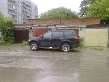 Mitsubishi Pajero Sport, 2009