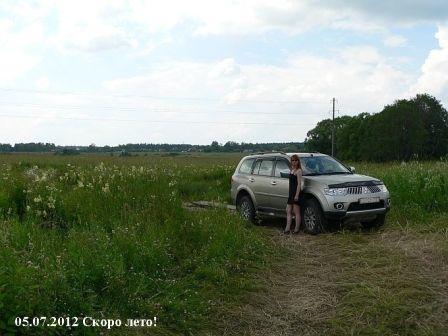 Mitsubishi Pajero Sport 2008 - отзыв владельца