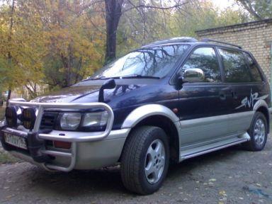 Mitsubishi RVR 1993 отзыв автора   Дата публикации 20.10.2008.
