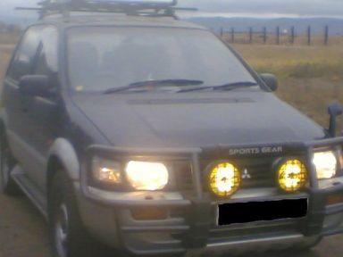 Mitsubishi RVR 1994 отзыв автора | Дата публикации 29.09.2009.