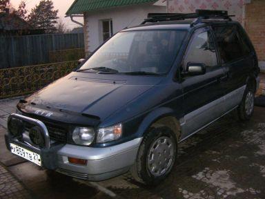 Mitsubishi RVR, 1992