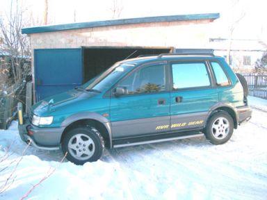 Mitsubishi RVR 1994 отзыв автора | Дата публикации 15.01.2004.