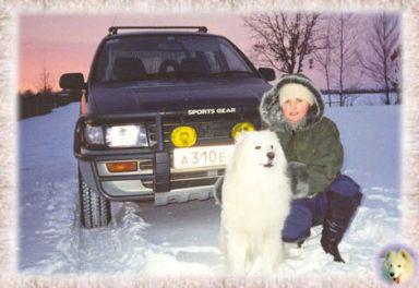 Mitsubishi RVR 1994 отзыв автора | Дата публикации 25.09.2004.