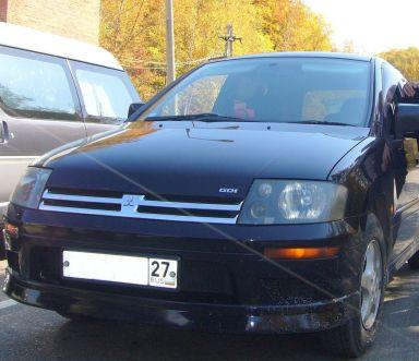 Mitsubishi RVR, 1997