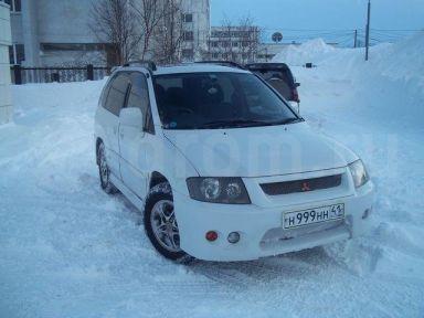 Mitsubishi RVR, 2000