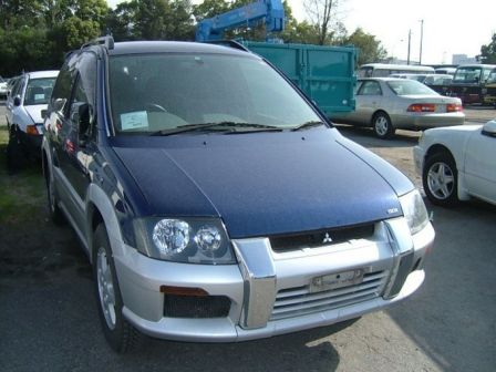 Mitsubishi RVR 1999 - отзыв владельца