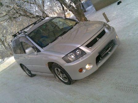 Mitsubishi RVR 2001 - отзыв владельца