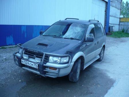 Mitsubishi RVR 1995 - отзыв владельца