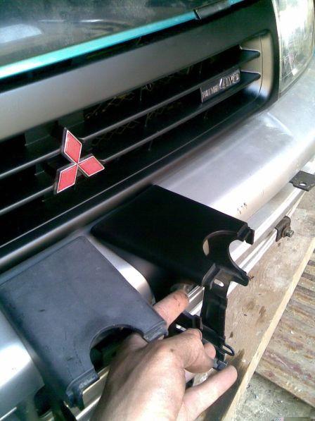 Mitsubishi RVR 1993 - отзыв владельца