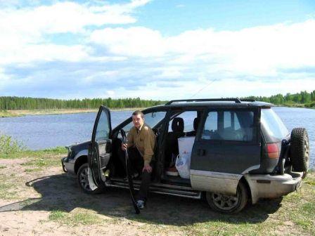 Mitsubishi RVR 1994 - отзыв владельца