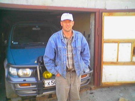 Mitsubishi RVR 1992 - отзыв владельца
