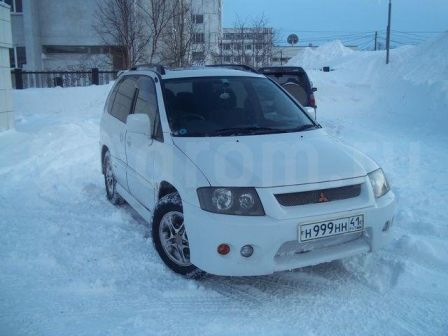 Mitsubishi RVR 2000 - отзыв владельца