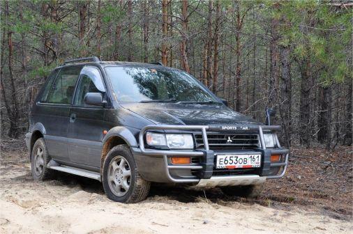 Mitsubishi RVR 1997 - отзыв владельца