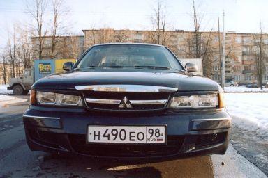 Mitsubishi Sigma 1992 отзыв автора | Дата публикации 11.03.2009.