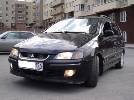Mitsubishi Space Star 2004 - отзыв владельца