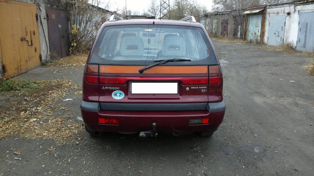 mitsubishi space wagon 1994 характеристики