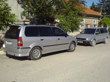 Mitsubishi Space Wagon, 1999