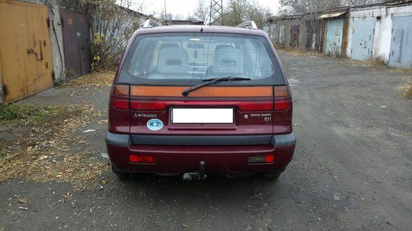 Mitsubishi Space Wagon 1993 - отзыв владельца